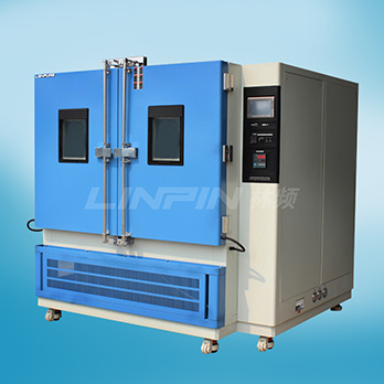 大型淋雨试验箱采用机电设备结合的方法达到检验目